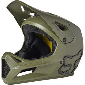 Fox Rampage Helmet Youth, olive green